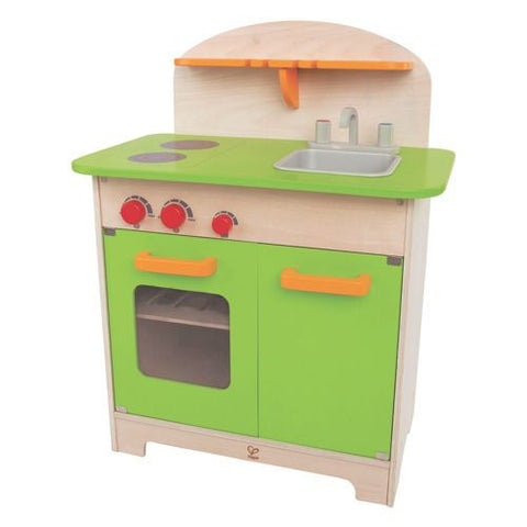 Hape Gourmet Chef Kitchen Green