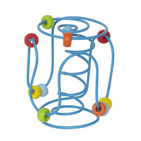 Hape Spring-A-Ling Wire Maze
