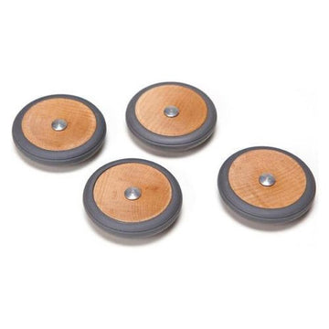 Tegu Magnetic Wooden Wheels