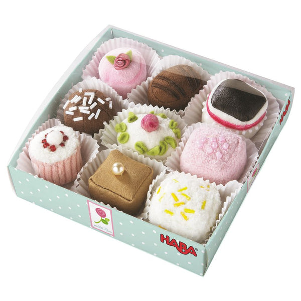 Haba Petit-Fours Set of 9