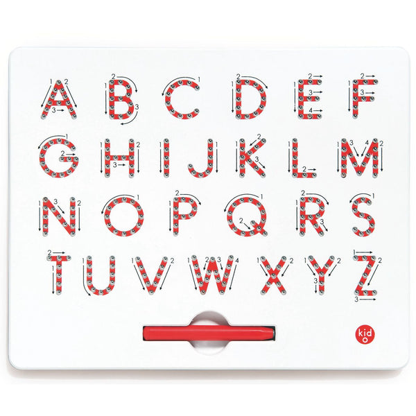 Kid O Magnatab A to Z Uppercase