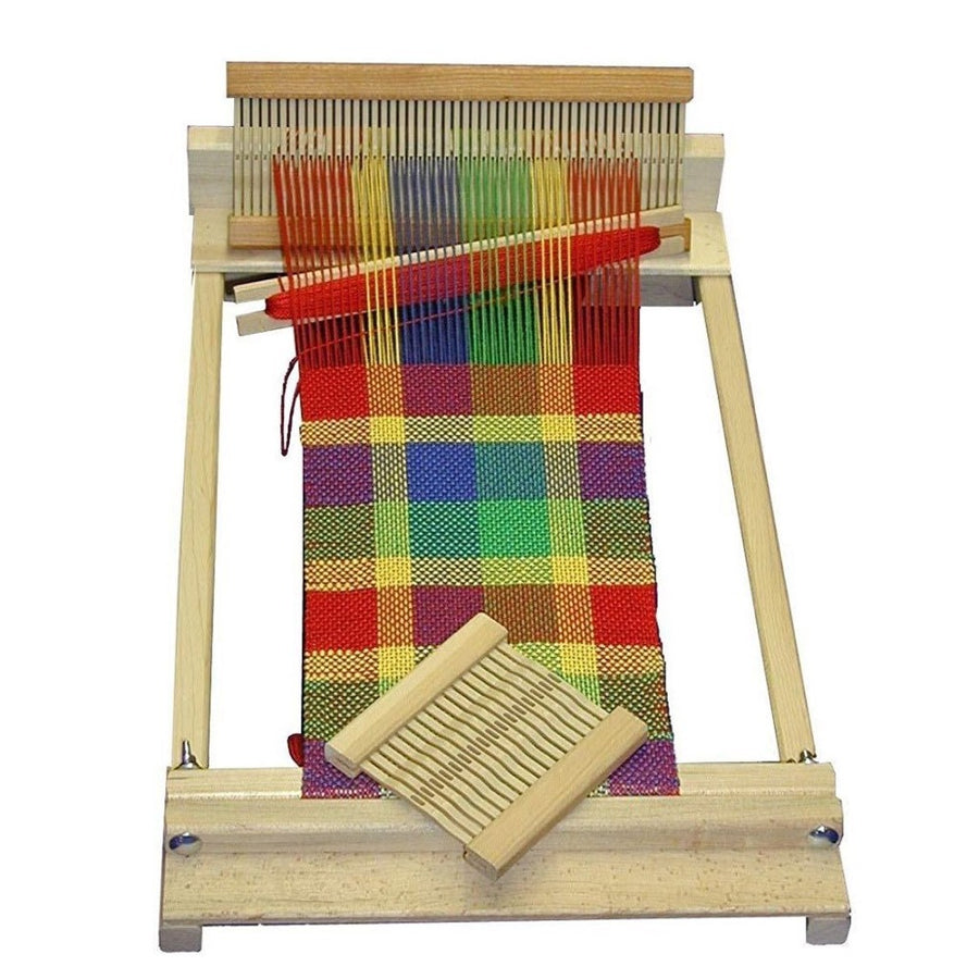 Beginner's Wooden Weaving Loom
