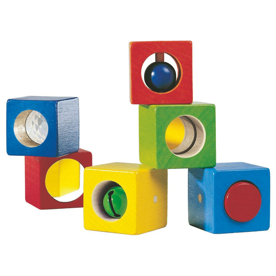 Haba Discovery Wooden Blocks