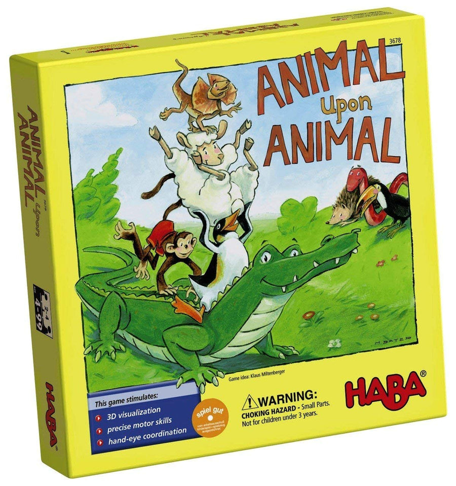 Haba Animal Upon Animal Game