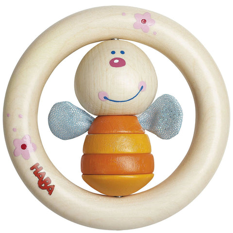 Haba Bee Mine Clutching Teether