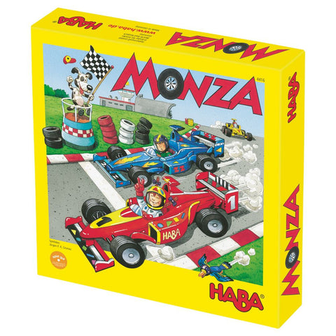 Haba Monza Game