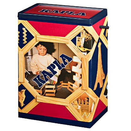 Kapla Wooden Blocks Set - 200 Piece | Oompa Toys