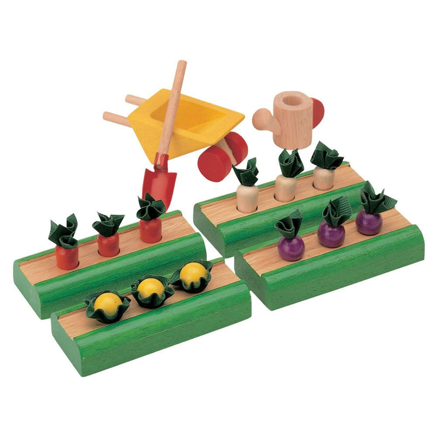 Plan Toys Dollhouse Vegetable Garden