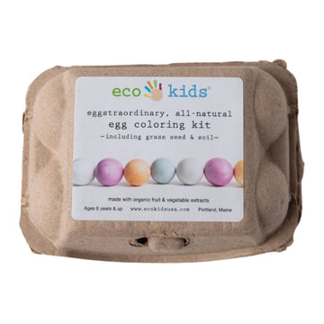 Eco-Kids, Eco-Eggs, Natural Egg Coloring Kit