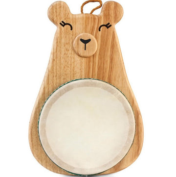Mama Bear Drum - Green Tones - Oompa Toys