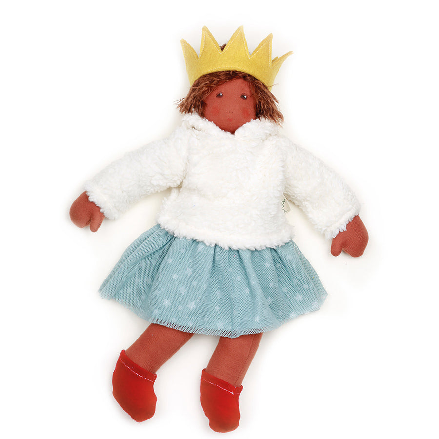Nanchen Organic Waldorf Doll | Ice Princess | Oompa Toys