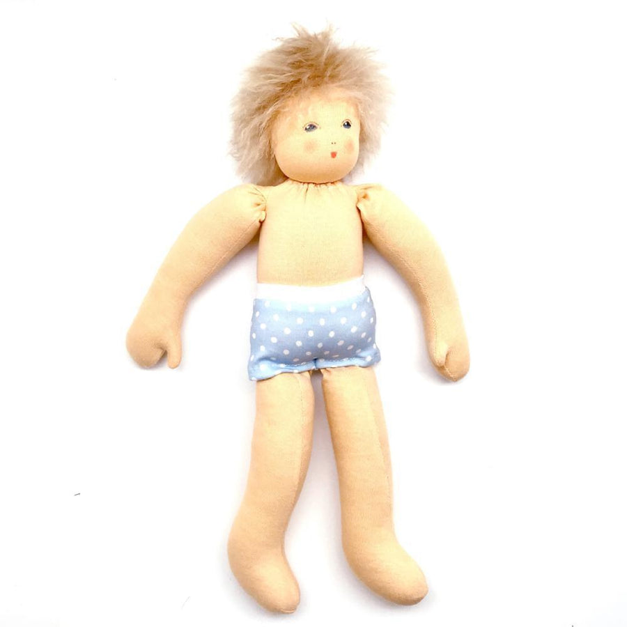 Nanchen - Boy Dress-Up Waldorf Dolls - Julius | Oompa Toys