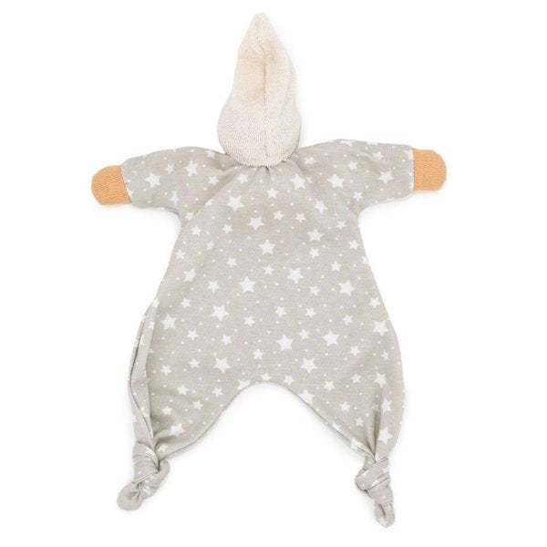 Nanchen Star Baby Towel Doll - Gray Back | Oompa Toys