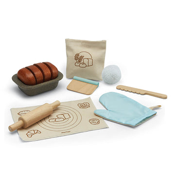 PlanToys Bread Loaf Baking Set | Bella Luna Toys