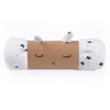 Wee Gallery - Stars Organic Muslin Swaddle | Oompa Toys