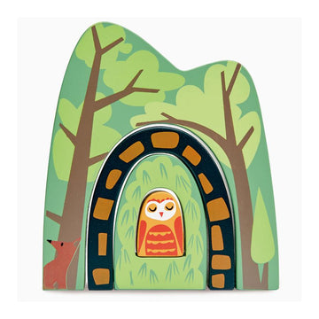 Tender Leaf Toys Forest Tunnels - Oompa Toys