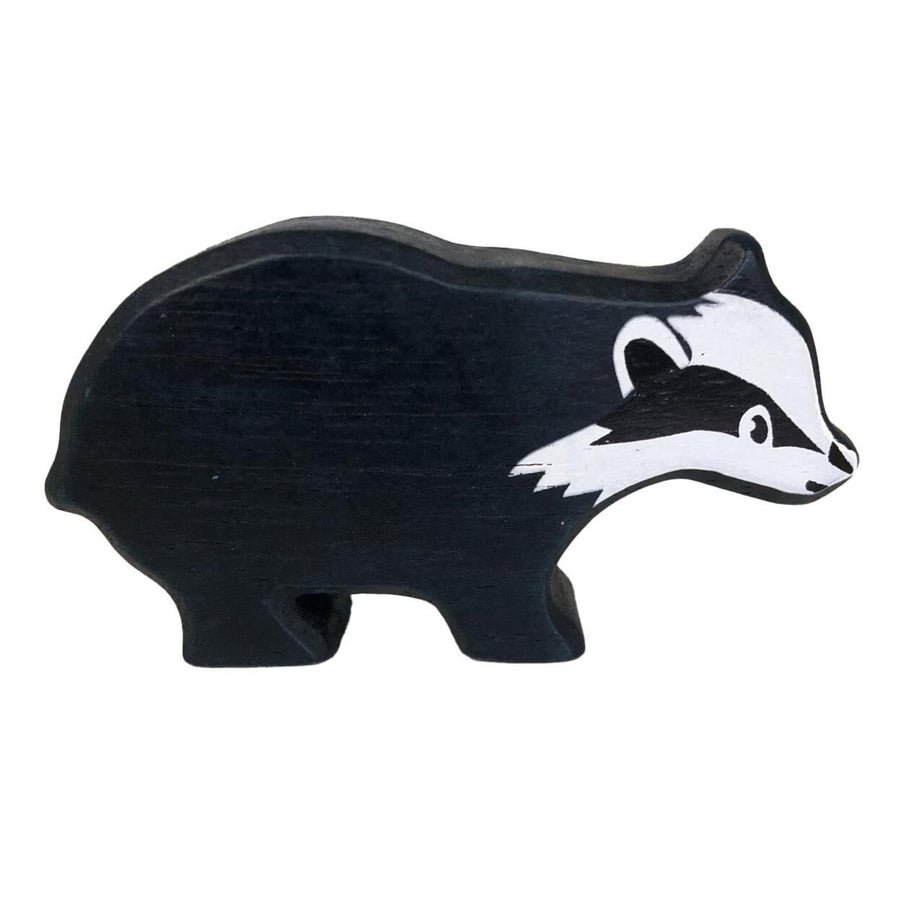 Woodland Animal Badger - Tender Leaf Toys - Oompa Toys