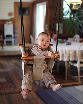 Solvej Baby/Toddler Swing