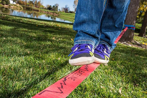 Base Line Slackline Kit - 50 Feet