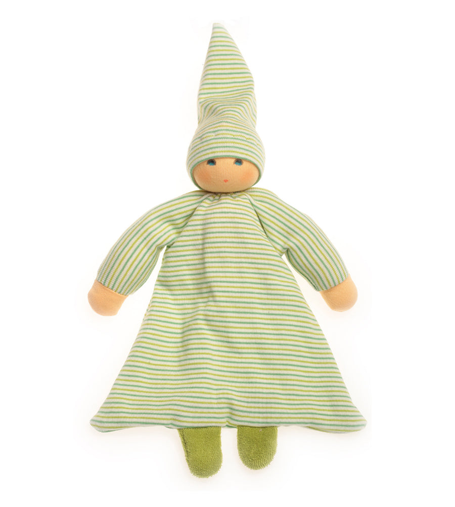 Bed Bounce Doll - Green - Nanchen - Oompa Toys