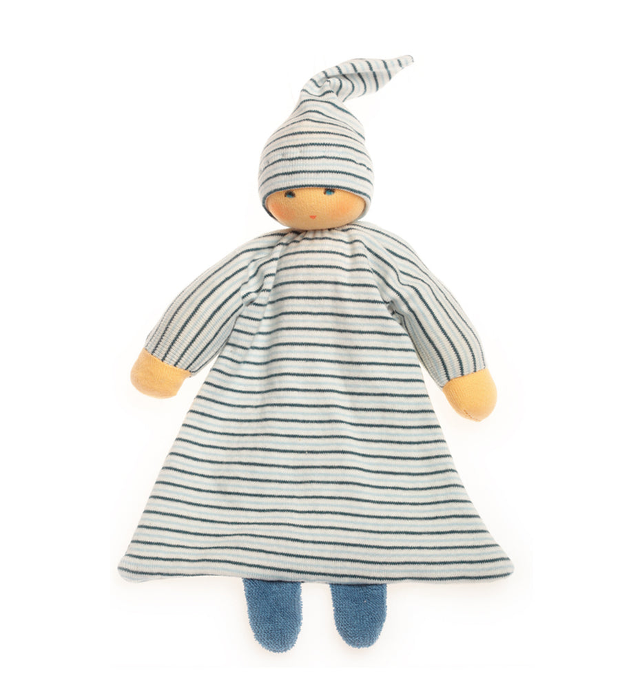 Bed Bounce Doll - Blue - Nanchen - Oompa Toys