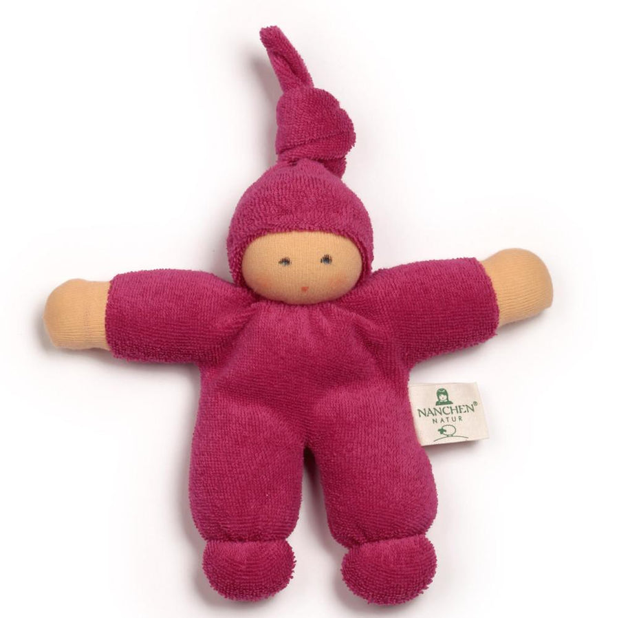 Oompa Baby Organic Soft Doll - Nanchen - Toys - Berry