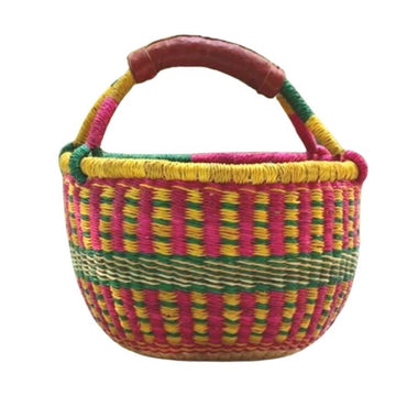 Bolga Basket - Kids Childs Small - Ghana - Oompa Toys