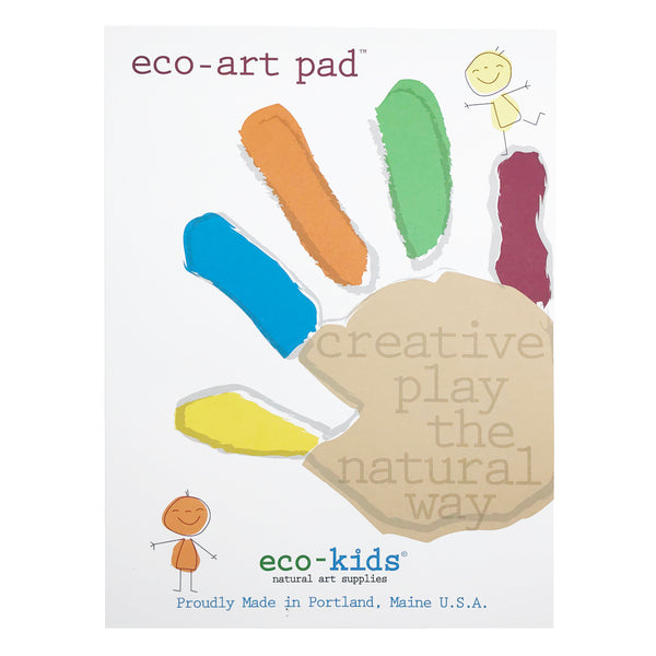 Eco Art Pad Drawing Paper From Eco Kids Oompa Toys