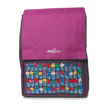eeBoo Kid-s Backpack - Flowers - Flowerbed - Wild Flowers - Bella Luna Toys