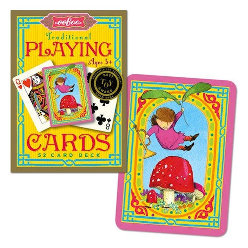 Fairy Traditional Playing Cards