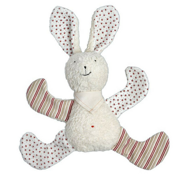Efie Organic Bunny Rabbit Soft Toy
