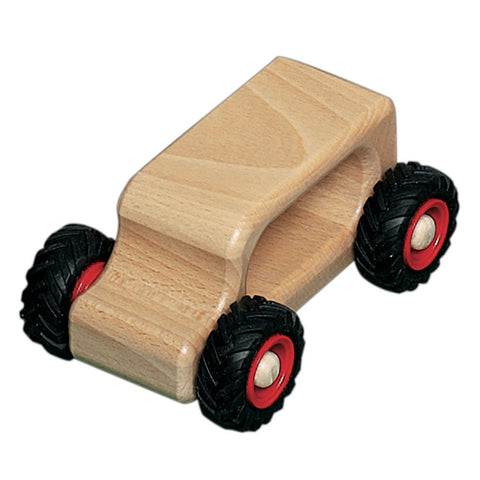 Wooden Toy Car - Oldie