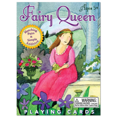 Fairy Queen Playing Cards