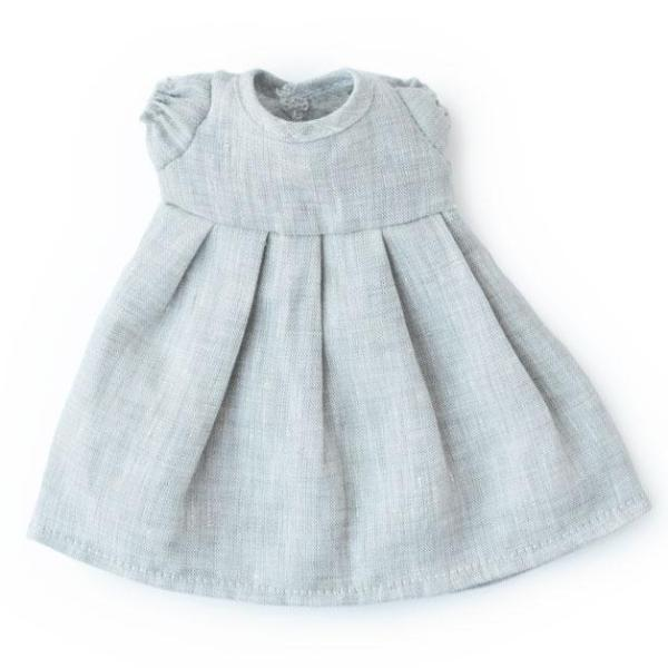 Hazel Village Fog Linen Dress | Oompa Toys