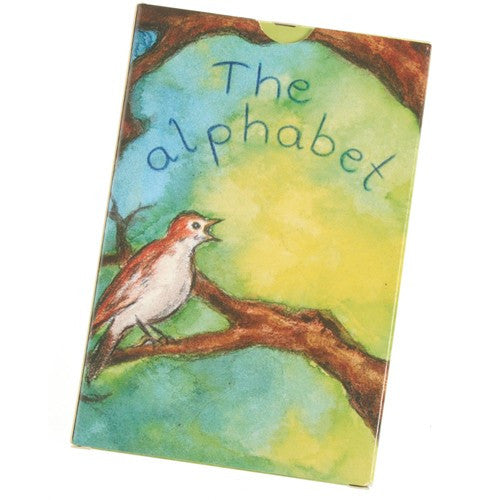 Waldorf Alphabet Cards