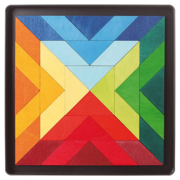 Indian Squares Magnetic Tiles