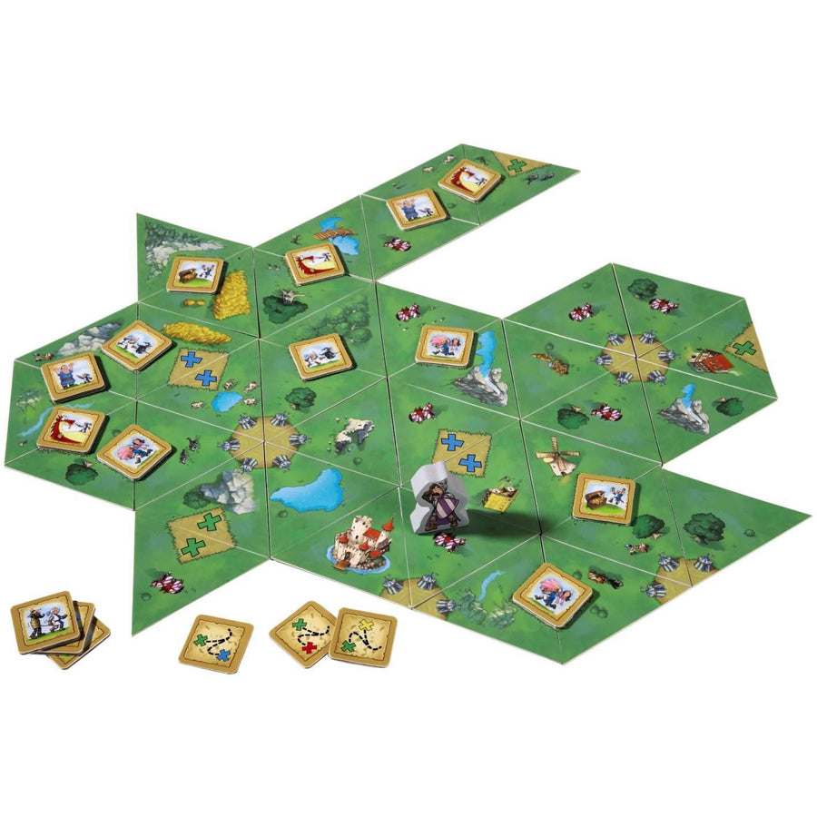 Brandon the Brave Board Game