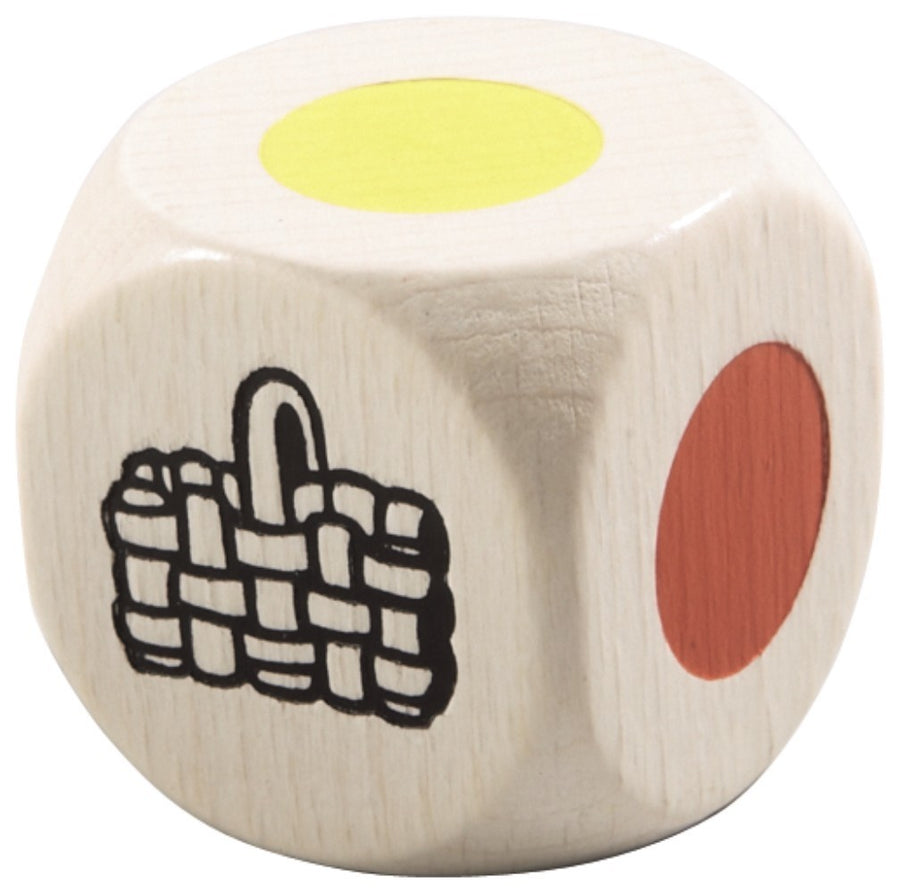HABA My Very First Games - First Orchard - Wooden Die