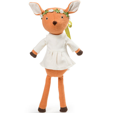 Hazel Village - Phoebe Fawn - Organic Stuffed Animal - Oompa Toys