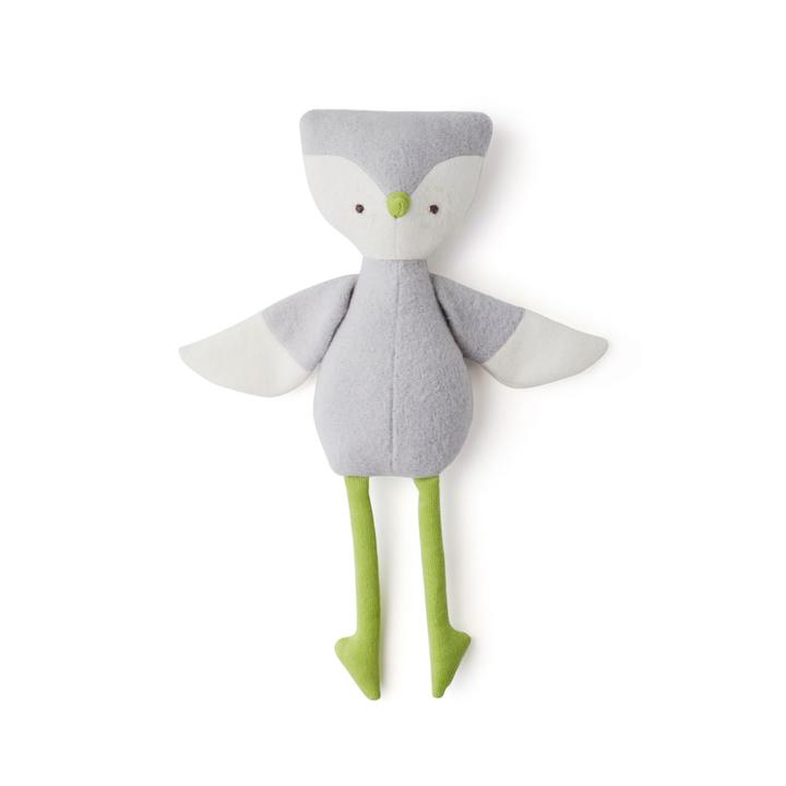 Hazel Village Organic Jeremy Owl - No Clothes | Oompa Toys