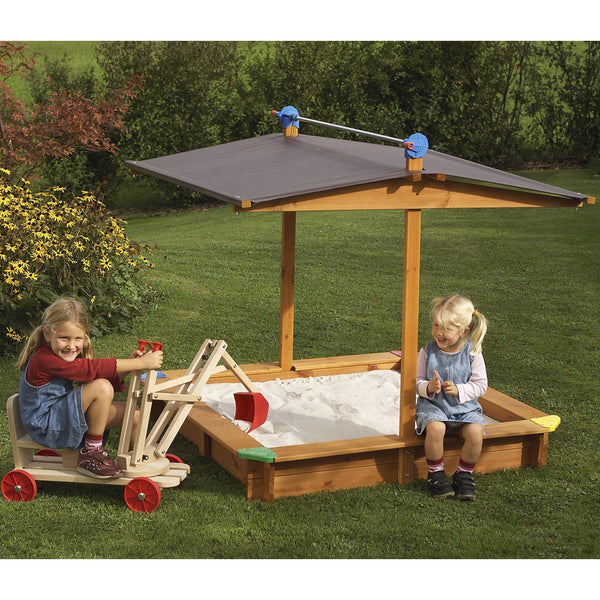 kid u0026 39 s wooden sandbox