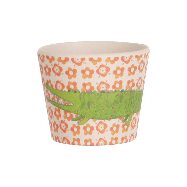 Love Mae Bamboo Cup Crocodile - Baby & Kids - On Safari