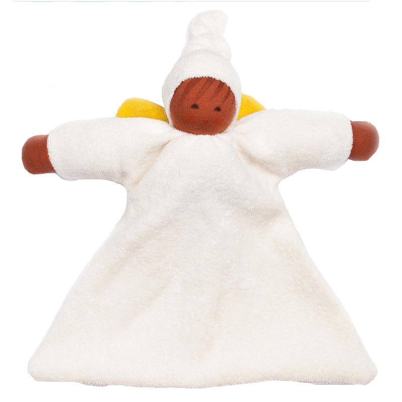 Nanchen Angel Doll Brown Skin | Oompa Toys