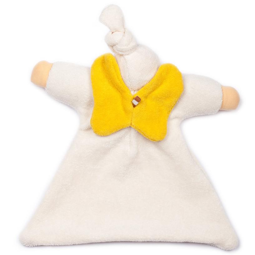 Nanchen Organic Guardian Angel Doll Back | Oompa Toys