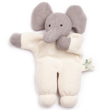 Nanchen Bella Elly Organic Rattling Soft Toy | Oompa Toys