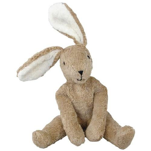 Organic Beige Bunny Rabbit - Small