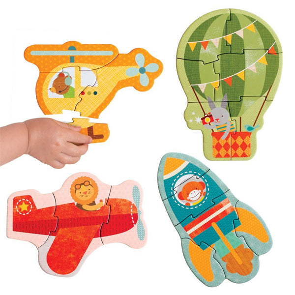 Petit Collage By Air Beginner Puzzle Set