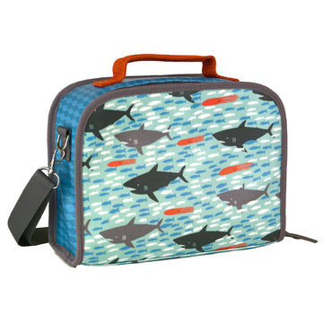 Petit Collage - Kids' Eco-Friendly Lunch Box - Sharks