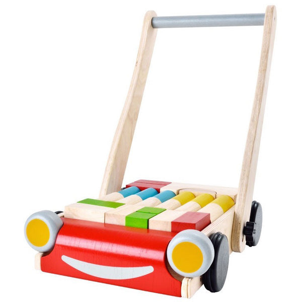 PlanToys Wooden Baby Walker