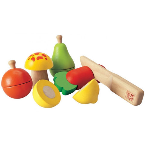 Kitchens Play Food For 4 Year Olds Oompa Toys – Plan Toys Vegetable Garden